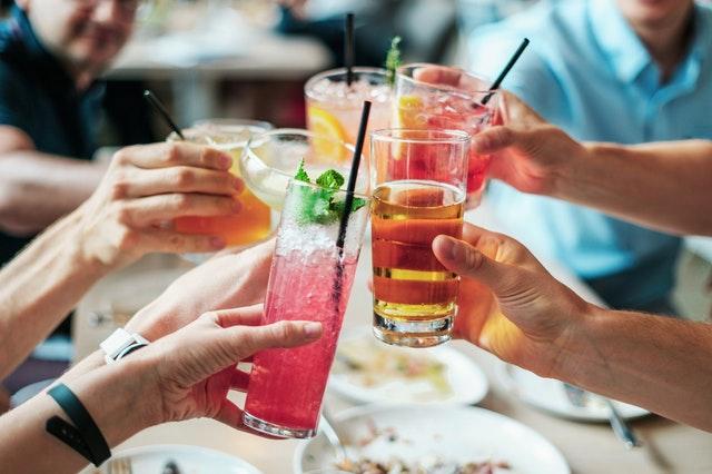 drinki w Grecji